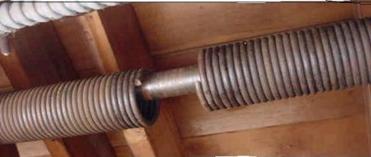 Garage Door Broken Spring Repair Santa Barbara CA